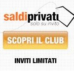Saldi Privati .com - il piu' grande shopping club in italia!